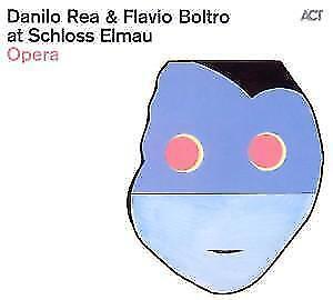 Danilo Rea & Flavio Boltro - Opera - at Schloss Elmau - CD - Neu / OVP