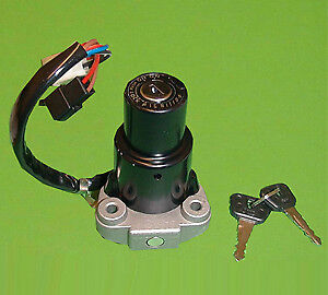 <em>YAMAHA</em> YZF R6 1999 2002 REPLACEMENT IGNITION SWITCH