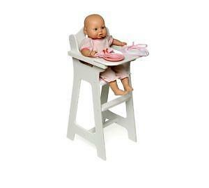 Vintage Doll High Chairs