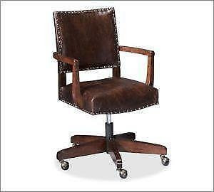 Pottery Barn Desk Chairs