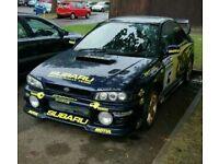Subaru impreza 2l
