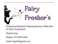 Fairy Fresher's Cleaning Service's Lincoln