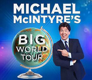 Michael Mcintyre Tour Glasgow