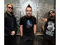 BLINK-182 at BIC (Bournemouth) 17th July Standing Ticket