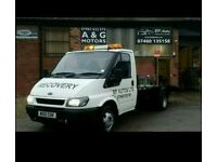 Recovery service and transport . We buy cars 4 cash
