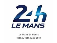 1xCAR FULL PACKAGE FROM TRAVEL DESTINATIONS AT PORSCHE CURVES FOR LE MANS 2017
