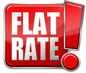 FLAT RATE DEALS ! Call Now 647-779-5376