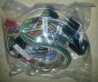 Kit Parrot CK-3100, cableado completo de mute-altavoces y alimentación. Nuevo.