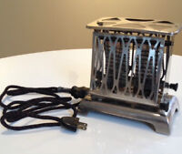 1920s Vintage Westinghouse Turnover Toaster