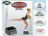 Power Maxx Vibration Plate