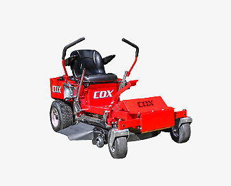 "ZERO TURN MOWER 35"" COX LAWN BOSS 16 HP RIDE ON LAWNMOWER"