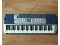 Casio Keyboard LK-110 - 100 Song Bank