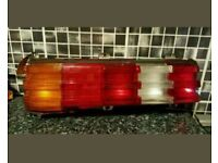 Mercedes W123 1985 saloon offside complete cluster lamp