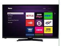 40 inch Full HD Freeview Slim LED Smart TV