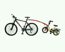 Bike tagalong