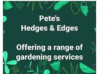 Hedge cutting service and more