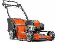 Husqvarna LC353V 21 inch Petrol Composite Deck Lawnmower Mower