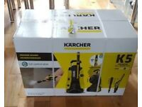 Karcher K5 premiere full Control Plus brand new sealed in box