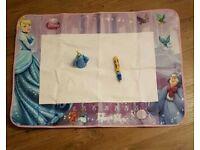 Disney Princess doodle mat cinderella