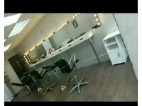 Makeup studio / beauty salon to rent/Retail shop to rent