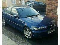 BMW 3 series 316 11 month mot