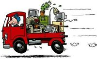 Will do moving, hauling, snow removal, roof clearing