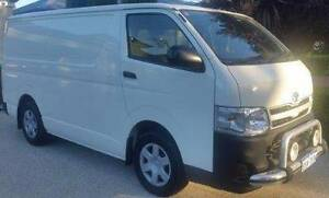 2013 TOYOTA HIACE LWB VAN Ashby Wanneroo Area Preview
