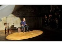 Fool: a Jonathan Kay performance