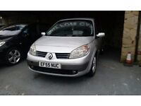 RENAULT SCENIC 1.6 AUTOMATIC LONG MOT MARCH 2018 PX WELCOME