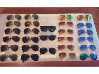 RayBan Ray Ban Aviator Wayfarer Sunglasses