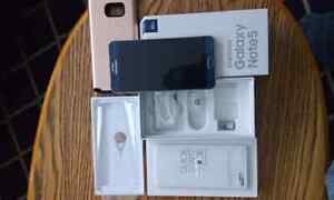 Note 5  $450 or trade for iphone 6plus or 7 plus cash or???