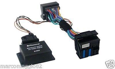 Interruttore Elettronico Video Audi//Seat/Skoda/VW
