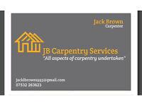JB CARPENTRY SERVIVES