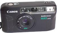 Lost canon sureshot film camera