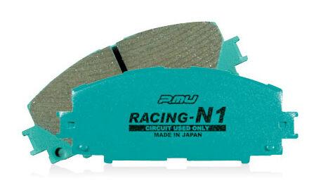 PROJECT MU RACING-N1 FOR  Impreza WRX Wagon GF8 (EJ20G) F910 Front