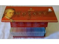 Mozart Complete Works (170 CD)