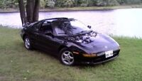 1991 Toyota MR2 Coupe (2 door)