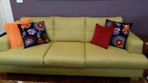 Nick Scali 1 X 3 seater & 1 X 2 seater sofas Noble Park Greater Dandenong Preview