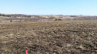 country building lot, quiet, private close to cobourg and 401
