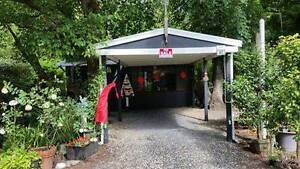 Caravan on site in Warburton Warburton Yarra Ranges Preview