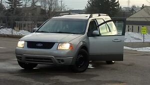 2005 FORD FREESTYLE.,7 SEAT,ALL WHEEL,REMOTE STARTER,DVD PLAYER!