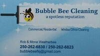 Bubble Bee Cleaning