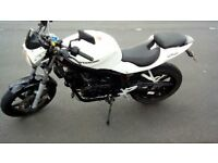 GT 125 comet 2016 model low milage in excellent condition