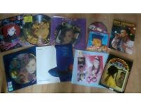 54 x boy george culture club vinyls LP's / 12 inch / picture discs