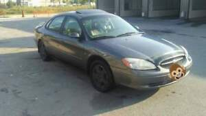2002 Ford Taurus Sel As Is!