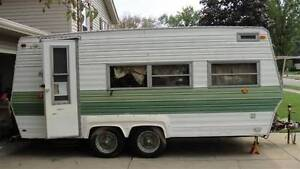 we remove old campers