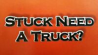 STUCK NEED A TRUCK?? TRUCK AVAILABLE! TEXT #902-495-6145