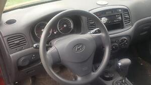 Hyundai Accent 2009 **Automatique**