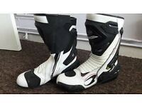 Motorbike boots Richa Tracer size 14