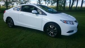 2013 Honda Civic Exl Coupe (2 door)
